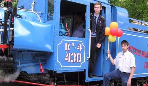 8 июня по Московской детской железной дороге откроется пассажирское движение