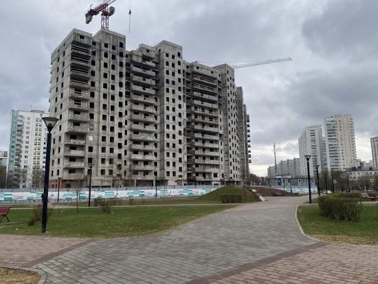 В Москве строится и проектируется 290 жилых домов по программе реновации