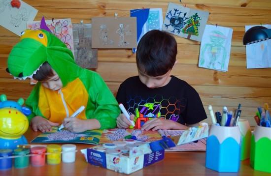 """В Котловке  проходят интерактивные занятия """"Учимся, играя"""" для дошкольников"""