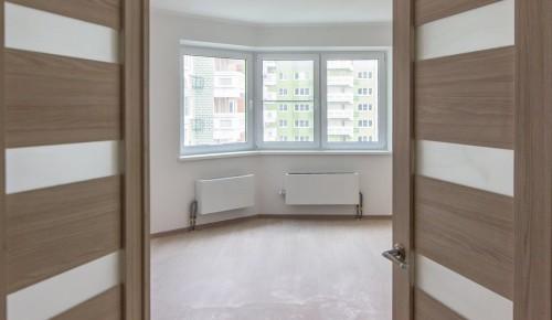В Обручевском районе началось переселение жильцов по программе реновации