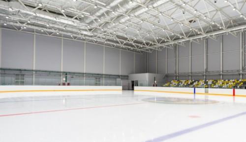 В Северном Бутове построят ледовый дворец на 500 зрителей
