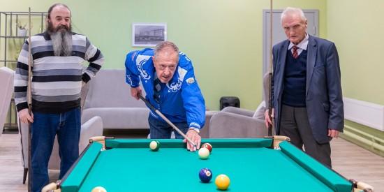 Собянин рассказал о развитии сети городских клубов для старшего поколения