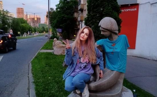 В Котловке нашли  автора нового образа  Гали Нагорной