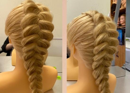 В Котловке состоится мастер-класс по плетению кос