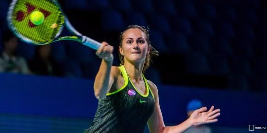 Москва вновь примет главный теннисный турнир России