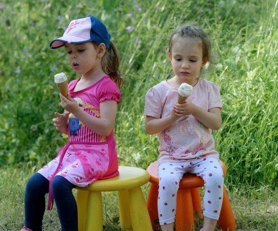 Всемирный день мороженого отметили в школе №1355 Южного Бутова