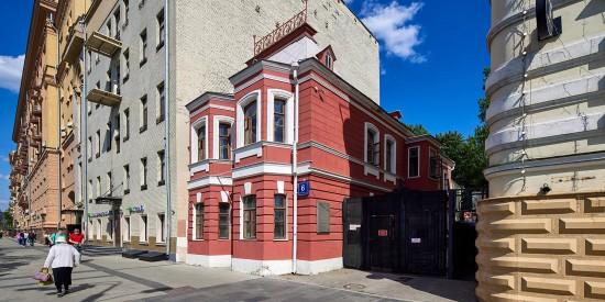 До конца года в столице отреставрируют Дом-музей Чехова — Сергунина