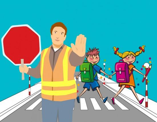 Ученики школы №1981 Южного Бутова успешно прошли тестирование курса по детской дорожной безопасности