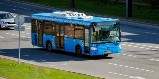 В Конькове изменится работа автобусного маршрута