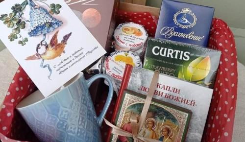 Прихожане Казанского храма собрали деньги на подарки для пожилых людей