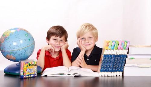Опубликована информация для родителей по приёмной кампании в школу №1356