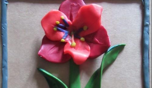 """Изостудия """"Подснежник"""" приглашает желающих на онлайн-мастер-класс по ботанической лепке"""