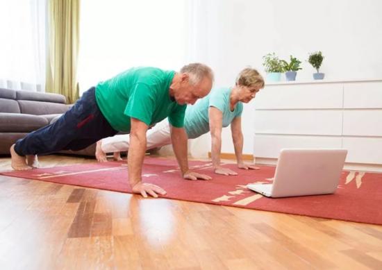 Для долголетов из Черемушек проходят онлайн занятия по дыхательной гимнастике «Дай Ши»
