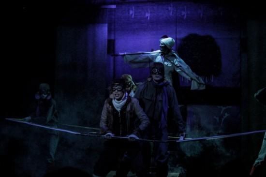Театр Вернадского, 13 опубликовал афишу на выходные дни
