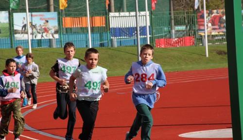 Учителям физкультуры школы №1355 вручили награды за  вклад в развитие физической культуры и спорта