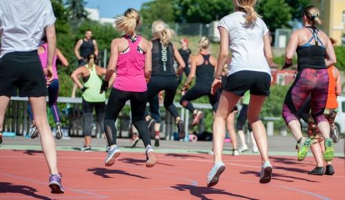 Воронцовский парк приглашает на бесплатные занятия по зумбе