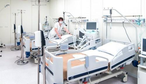 Оперштаб: Доля молодых пациентов с COVID-19 в столице составляет уже почти треть