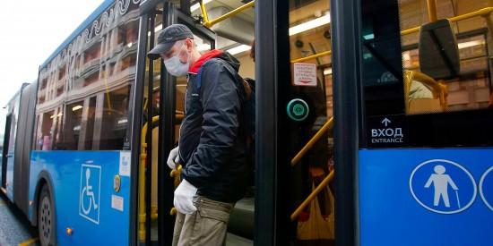 В праздничные дни изменится работа 964 автобуса