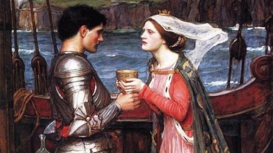 В библиотеке Московского дворца пионеров 14 июня прочитают онлайн-лекцию о любви Тристана и Изольды