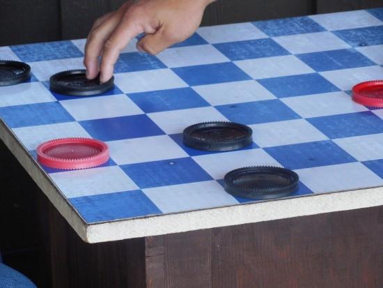 В центре «Ратмир» состоялся турнир по шашкам