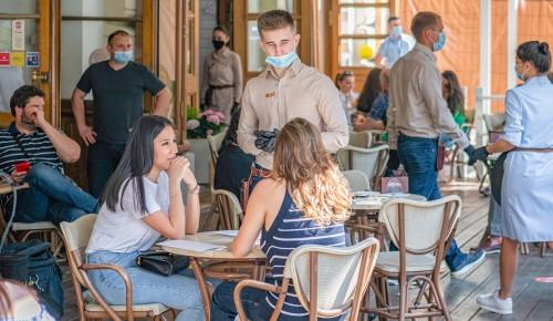 Ресторанам «Кофемания» и «Бараshka» в ЦАО грозит закрытие за нарушение антиковидных мер