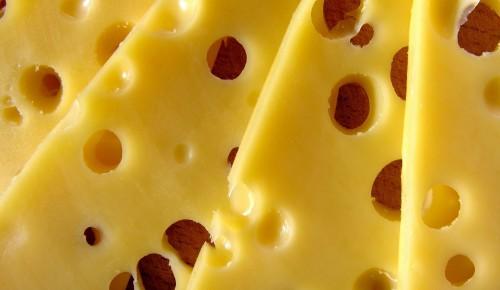 В ТЦ «Квадрат» Северного Бутова Россельхознадзором изъято более 12 кг санкционных сыров