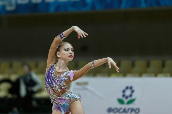 Педагог по художественной гимнастике из Московского дворца пионеров победила в профессиональном окружном конкурсе