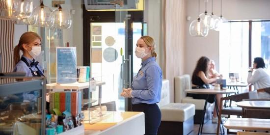 Рестораны «Кофемания» и «Бараshka» в ЦАО могут закрыть на 90 суток за нарушение мер профилактики COVID-19