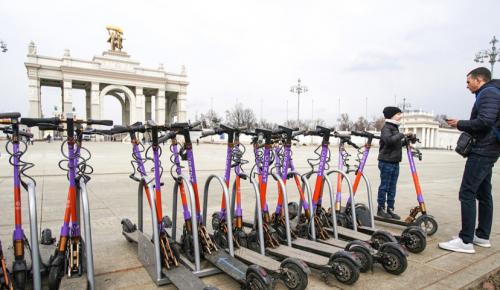Депутат Мосгордумы Киселева: «Медленные зоны» в парках помогут сделать цивилизованным движение на самокатах