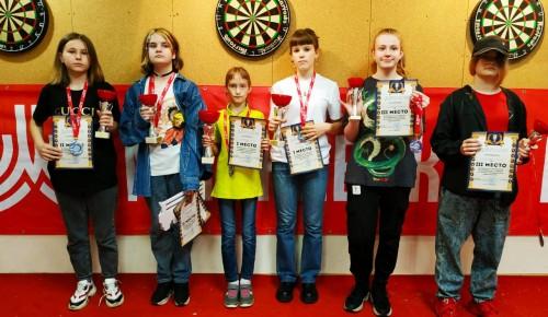 Юные метатели дротиков c Воробьёвых гор победили в открытых соревнованиях