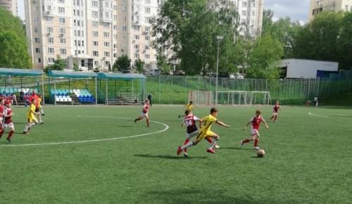 В Черемушках прошел районный этап отборочных соревнований по футболу среди детей