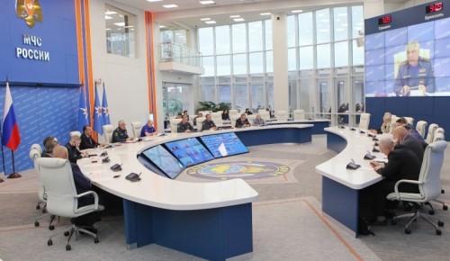 Подписано соглашение между Центральным советом ветеранов МЧС России и Всероссийским добровольным пожарным обществом