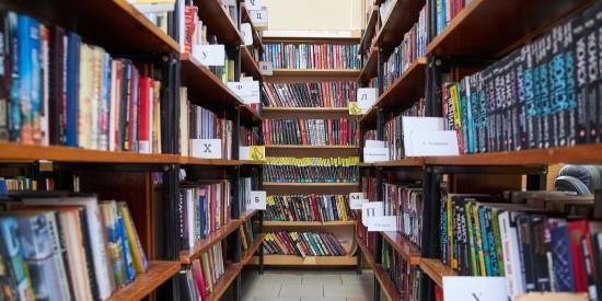 Библиотека № 191 передаст книги в дар жителям Черемушек