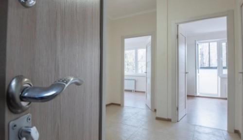 ЮЗАО стал одним из лидеров округов по оформлению жилья по программе реновации
