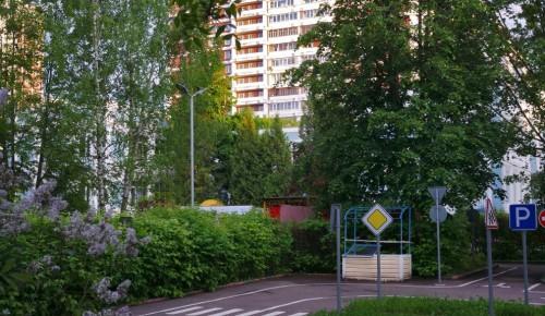 В ЮЗАО утвердили проекты межевания жилых кварталов