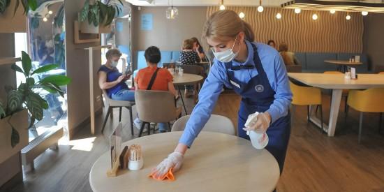 Столичные власти поддержали идею бизнес-сообщества о создании COVID-free ресторанов