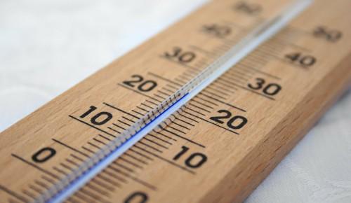 """Жителей Тёплого стана предупредили об аномальной жаре, из-за которой объявлен """"оранжевый"""" уровень опасности"""