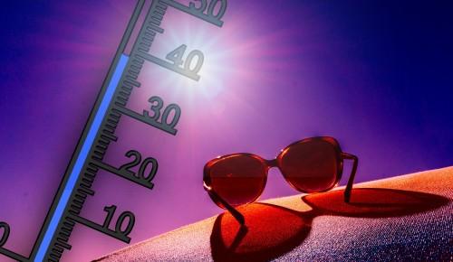 Жителей Северного Бутова  предупредили об «оранжевом» уровне опасности из-за жары
