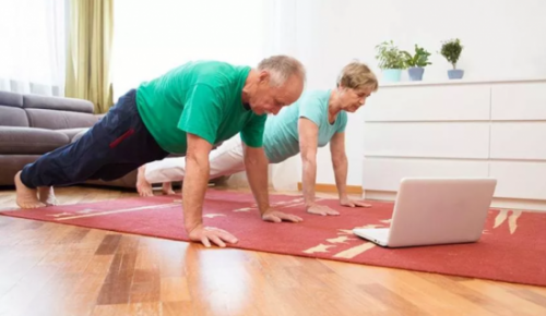 Занятия по дыхательной гимнастике «Дай Ши» проходят онлайн для долголетов из Черемушек