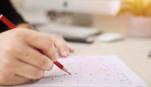 100 баллов на ЕГЭ по русскому языку получили ученицы 11 «В» класса школы № 1356