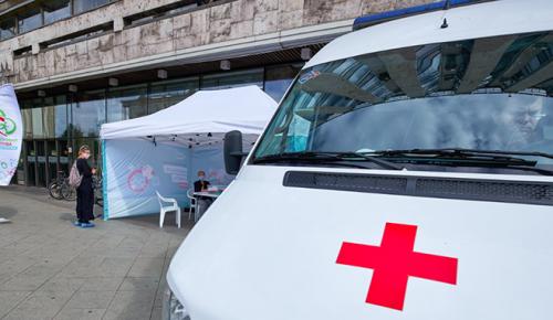Интраназальная вакцина «Спутник Лайт» скоро будет доступна в столице
