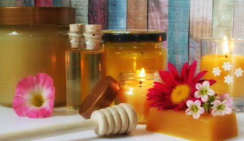 Жители Северного Бутова могут изготовить свечу из природных материалов