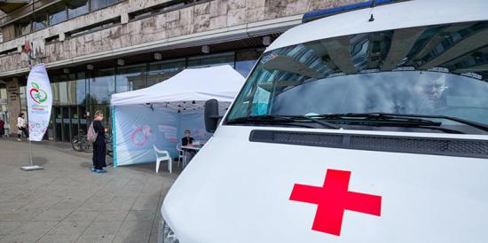 В ближайшее время в столице появится интраназальная вакцина «Спутник Лайт»