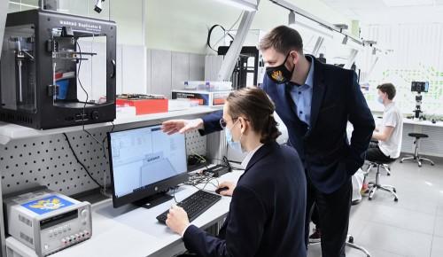Сергунина: Москва предлагает большой набор программ по трудоустройству и профразвитию молодежи