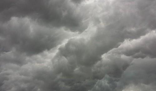 Жителей Академического  предупредили об ухудшении погоды  в течение дня