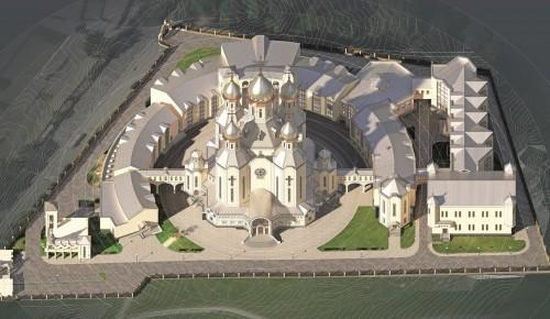 Газета «Столичность» опубликовала материал о храме Димитрия Донского в Северном Бутове