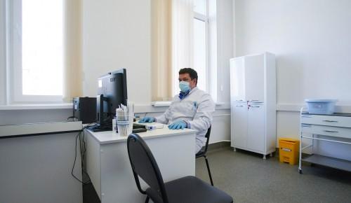 В московских школах отменят бумажные медицинские карты