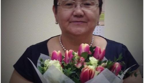 На 67 году жизни скончалась главный внештатный педиатр ЮЗАО Толешова Мира Бердигожиевна