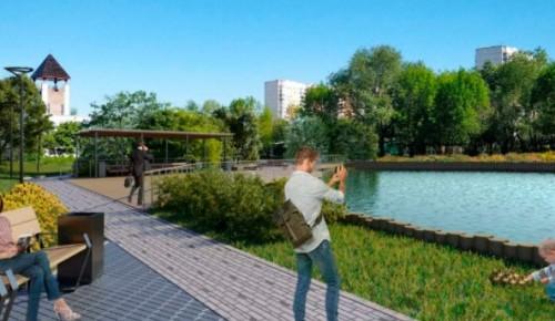 Собянин представил основные проекты благоустройства четырех районов ЗАО