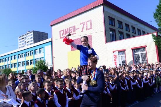 """В школе """"Самбо-70"""" опубликовали важную информацию о приёме в первые классы"""